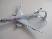 Модель самолёта Эфиопии Airlines Boeing 787 Липецк