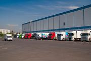 Холодильные склады с регулируемой температурой (+1+8, +12) от 250 до 2000 м2 (250 м2, 500 м2, 750 м2 Москва