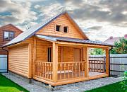 Дачный дом под ключ с отделкой в Пензе и области, стройка на даче Пенза