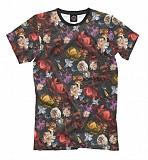 Авторские футболки с принтом Волгоград