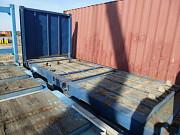 Продаются контейнеры Flat Rack б/у Москва