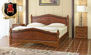 Деревянные кровати по доступной цене в Крыму Симферополь