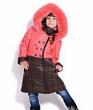 Зимняя куртка- пальто А-2550! Оптовые цены Тула