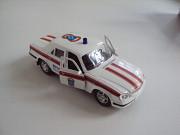 Автомобиль Газ-31105 Волга МЧС Липецк