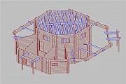 Проектирование деревянных домов, составление смет Екатеринбург