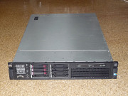 12 ядер 2U HP ProLiant DL380 G7 Xeon x5650 Москва