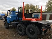 Лесовозы Урал 5557 заводской капремонт 2019 в наличии готовы под монтаж КМУ Красноярск