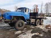 Усиленные лесовозы Урал 5557 ЯМЗ-236НЕ2, заводской капремонт Нижний Новгород