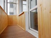 Утепление балконов, внутренняя отделка. Красноярск Красноярск