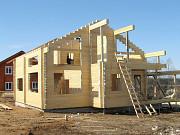 Строительство домов и коттеджей с коммуникациями и отделкой под ключ Москва