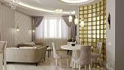 Профессиональный экспресс-дизайн интерьера от одной комнаты Москва