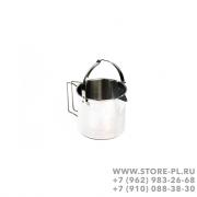 Чайник для кофе походный 1, 2 литра PL-STORE Москва