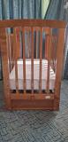 Продаётся детская кроватка и матрас Обнинск