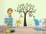 Наклейки в детскую комнату и детям в Волгограде Волгоград