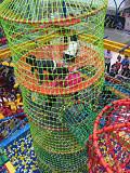 Красочные сети--верёвочный улей Москва