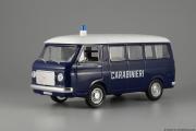 Полицейские машины мира №2 FIAT 238 CARABINIERI 1967.Полиция италии Липецк