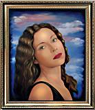 Портрет по фотографии (холст, масло, пастель, карандаш) Самара