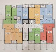 Продается 1 ком. квартира в центре города от застройщика Махачкала