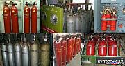 Закупка и утилизация баллонов газа пожаротушения огнетушители авиационные фреон хладон Москва