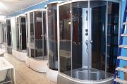Дверки и стенки закалённые для душевых кабин доставка из г.Москва