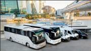 Аренда автобуса на свадьбу Москва
