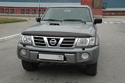 Nissan Patrol Надвоицы