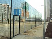 Забор из сварной сетки 3д ограждения Екатеринбург