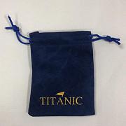 Кулон Сердце Океана с мешочком из Титаника Липецк