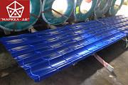 Профнастил, металлочерепица от производителя в размер от 1 дня Хабаровск