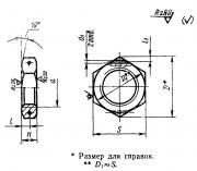 Гайки для крепления соединений трубопроводов Москва