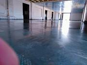 Устройство промышленных бетонных полов с топингом для торговых центров, паркингов, складов, цехов Екатеринбург