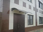 Козырьки Защитные из поликарбоната от дождя, снега, града и солнца Новосибирск