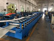 Автоматическая линия по производству полиуретановых гаражных ворот Москва