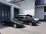 Аренда микроавтобуса в Минске с водителем. Mercedes V-classe 2016г Москва