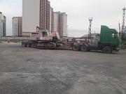 Перевозка негабарита. Трал 40 тонн. Аренда трала Барнаул