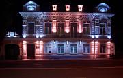 Подсветка фасада Воронеж и архитектурное освещение Воронеж