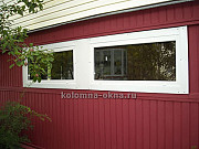 Установка пластиковых окон, балконов, дверей Коломна
