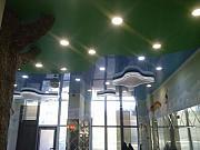 Натяжные потолки, большой выбор, Монтаж Сочи