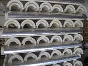 Скорлупа ППУ, отводы ППУ для утепления труб от производителя Москва