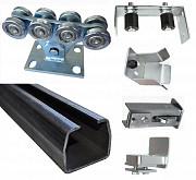 От замера до монтажа: Ворота подъёмно-секционные, рольставни, шлагбаумы, привода на ворота. Под ключ Пенза