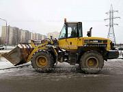 Фронтальный погрузчик KOMATSU 250 Санкт-Петербург