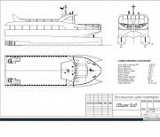 Катамаран морской. Из стали от Российского производителя Приморско-Ахтарск