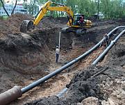Водопровод прокладка водопровода в Воронеже Рамонь
