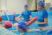 Бесплатное занятие! Набор в группы в детской школе плавания «Океаника» Москва