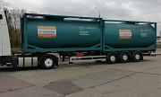 Танк-контейнер T4 новый 25 м3 для светлых нефтепродуктов Москва