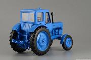 Коллекционная модель трактор МТЗ-50 Липецк