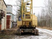 Стреловой монтажный кран РДК-25-1, 2003 г Санкт-Петербург