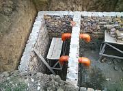 Строительство сливных и выгребных ям в Воронеже и в Воронежской области Новая Усмань