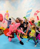 Детские аниматоры. Дни рождения, выпускные, квесты Одинцово