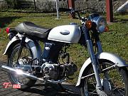 Мотоцикл дорожный Honda CD50 Benly 50S рама CD50 гв 1997 Minibike Москва